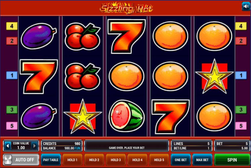 Игровые автоматы три веселунчика