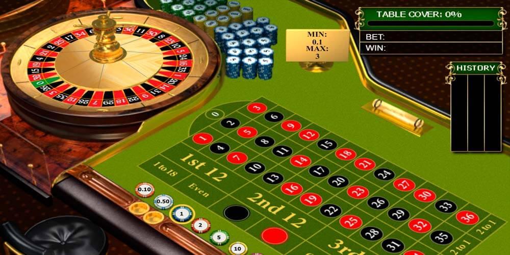 Рулетка онлайн от 10 рублей джекпот онлайн казино зеркало